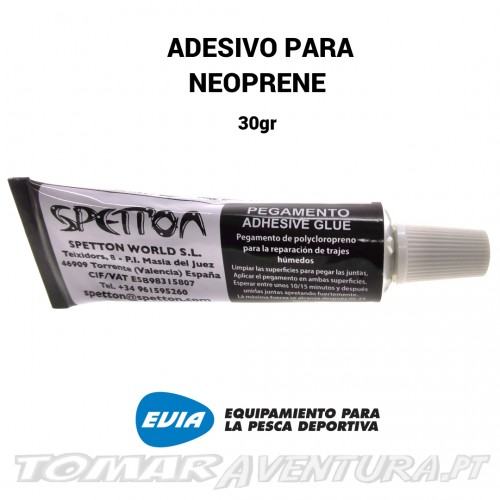 Evia Adesivo Para Neoprene Spetton 30gr