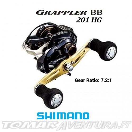 Shimano Grappler BB 201HG