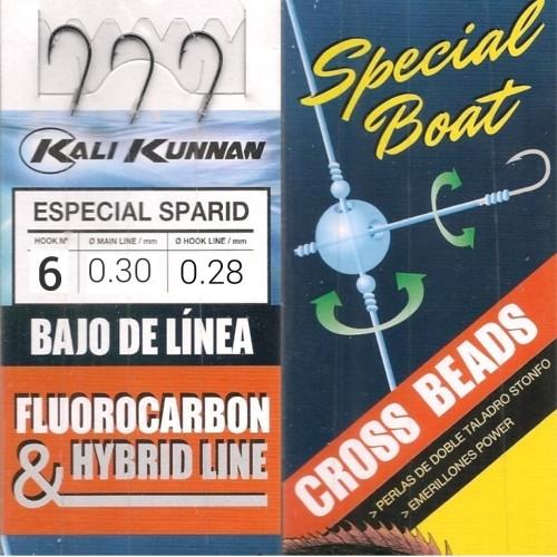 Kali Kunnan Montagem para Barco Fluorocarbon