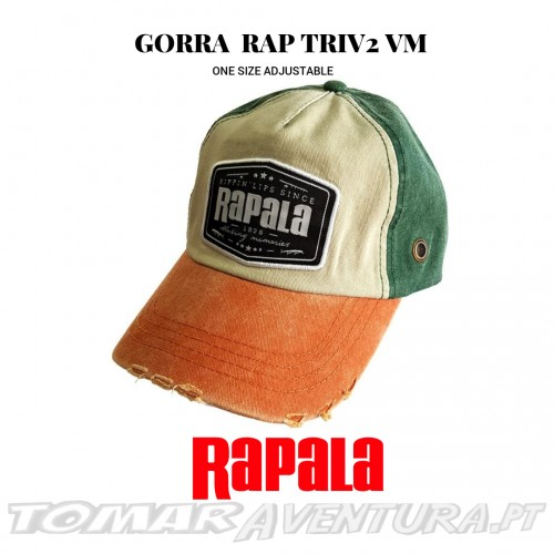 Chapeu Rapala TRIV2 VM