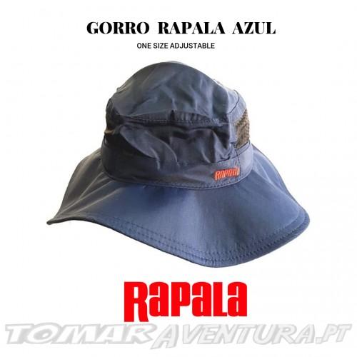 Chapeu Rapala Gorro Azul