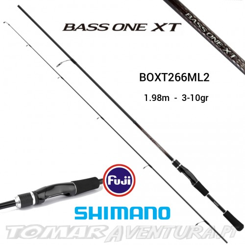 Shimano Bass One XT 66ML2