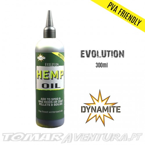 Aditivo Hemp Oil PVA Frendly