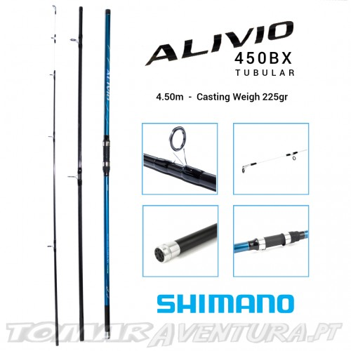 Cana Surfcasting Shimano Alivio 450BX Tubular