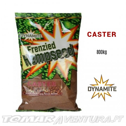 Dynamite Frenzied Hempseed Groundbait Caster
