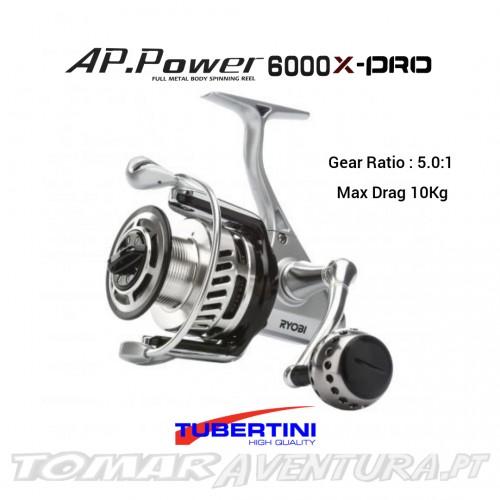 Carreto Tubertini Ap Power 6000 X-Pro