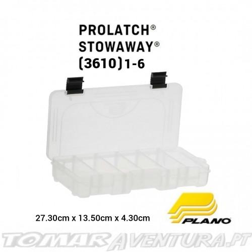 Caixa Plano Prolatch Stowaway (3610) 1-6