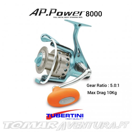 Carreto Tubertini AP Power 8000