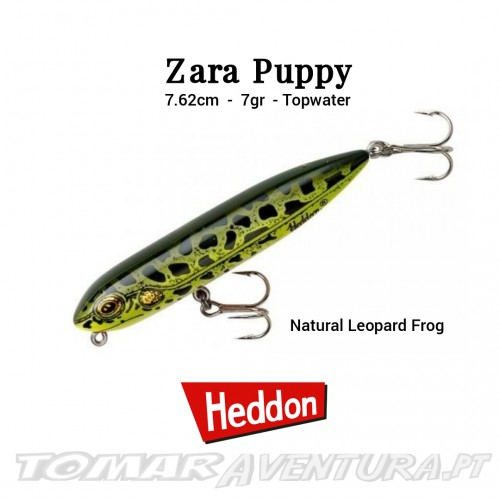 Heddon Zara Puppy