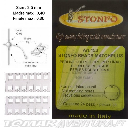 Stonfo Beads Matchplus 2.6