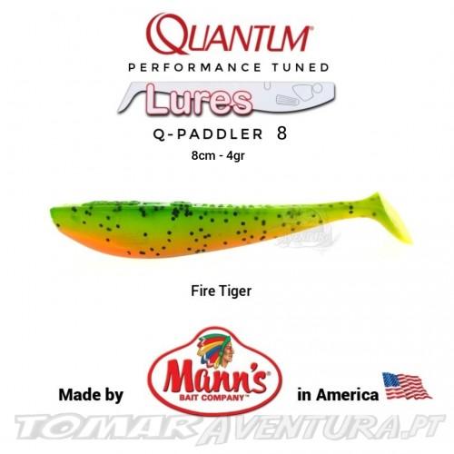 Quantum Mann´s Q-Paddler 10