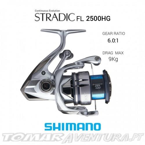 Shimano Stradic FL 2500HG