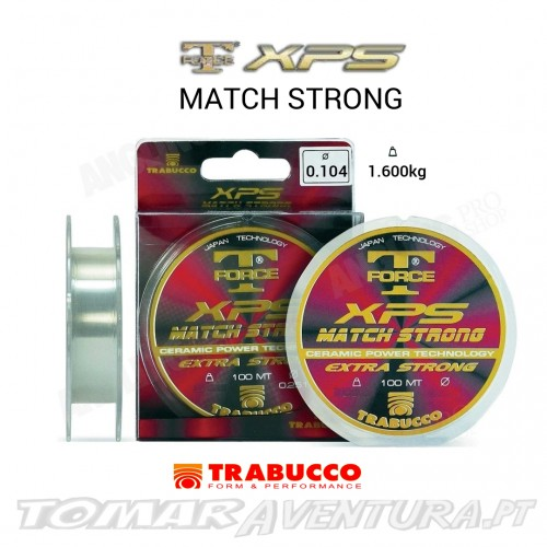 Trabucco T-Force XPS Match Strong