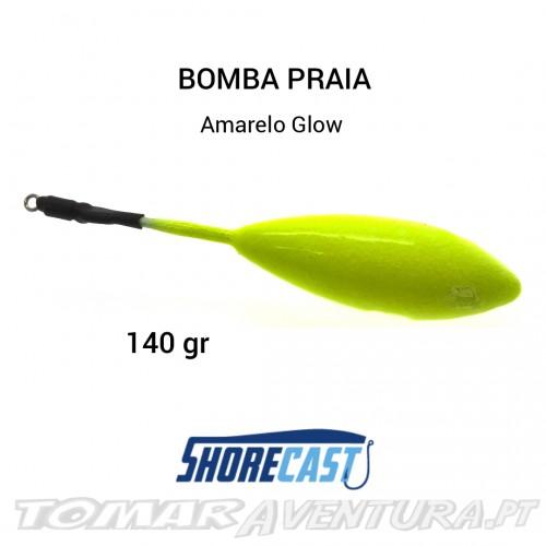 Chumbada Revestida Shorecast Bomba