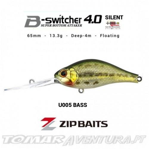 Zipbaits B-Switcher 4.0 Silence