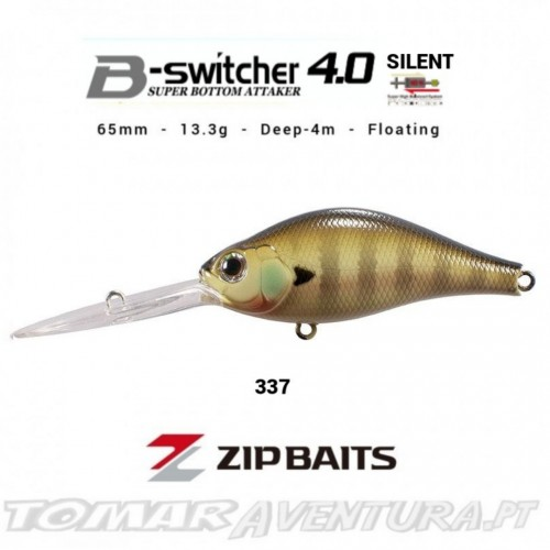 Zipbaits B-Switcher 4.0 Silence