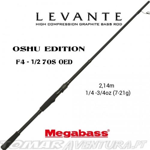 Megabass Levante F4 1/2 - 70S Oshu Edition