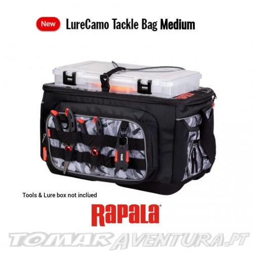 Rapala Lure Camo Tackle Bag Medium