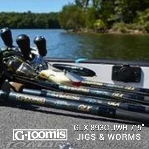 "Cana G-Loomis GLX 893C JWR 7´5"""