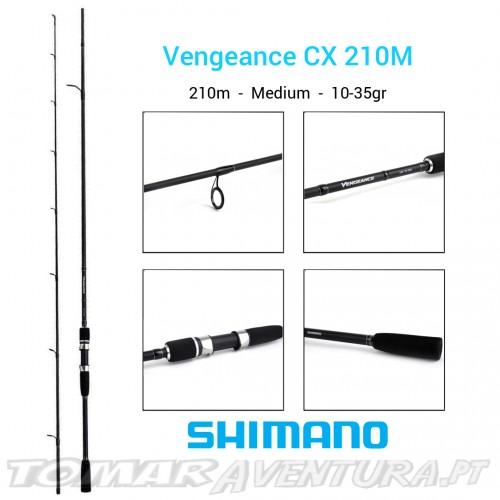 Cana Shimano Vengeance CX 210 EVA