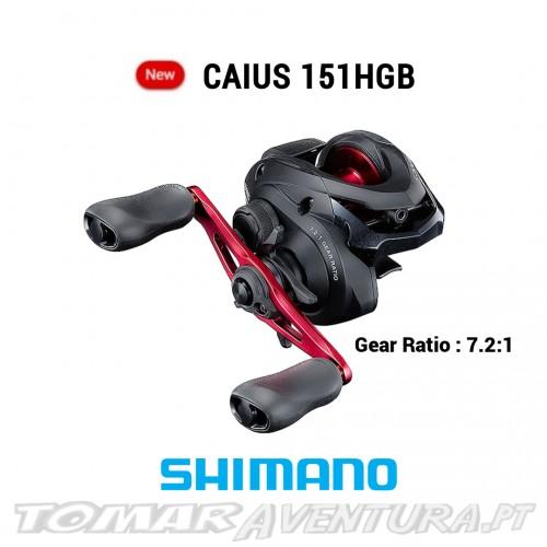 Shimano Caius 151HGB