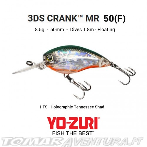 Yo-Zuri 3DS CRANK MR 50(F)