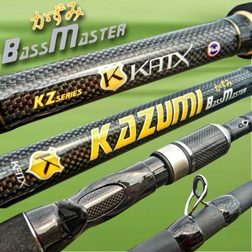 Cana Baicasting Katx Kazumi BassMaster 701HXF
