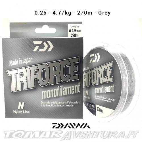 Linha Daiwa Triforce 270m