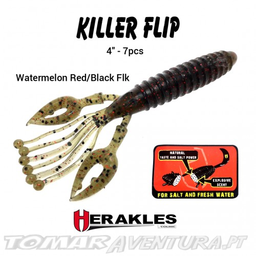 "Herakles Killer Flip 4"""