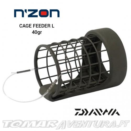Daiwa N´Zon Cage Feeder L
