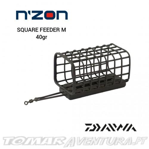 Daiwa N´Zon Square Feeder M
