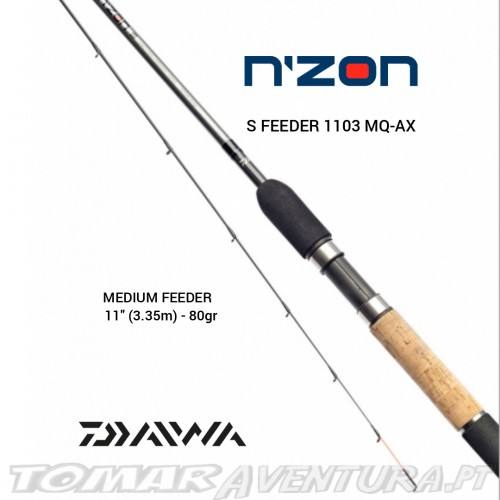 Cana Daiwa N´Zon S Feeder Medium 1103MQ-AX
