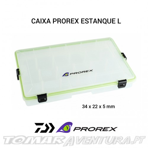 Caixa Daiwa Prorex Estanque L