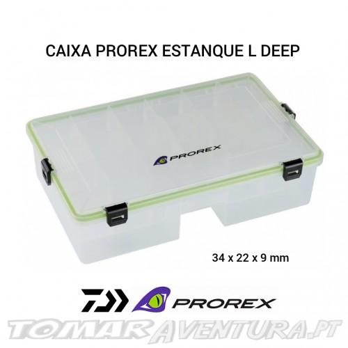 Caixa Daiwa Prorex Estanque L Deep