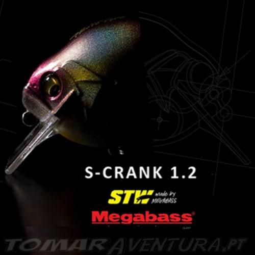Megabass S-Crank 1.2