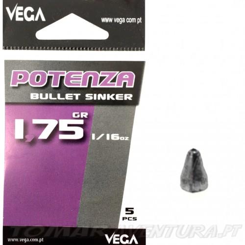 Vega Potenza Bullet Sinker