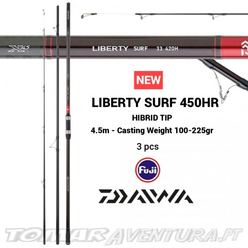 Cana Daiwa Liberty Surf 33 450HR-AF
