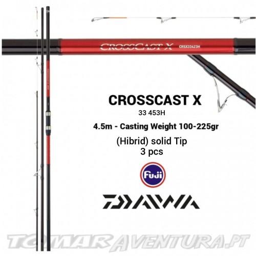 Daiwa Crosscast Surf X 33 4.5m H