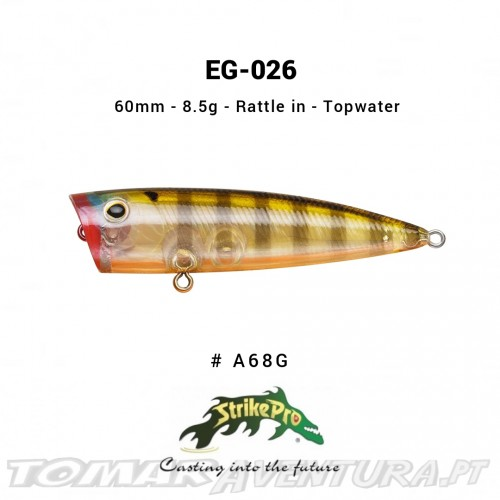 Strike Pro EG-026 Popper 60