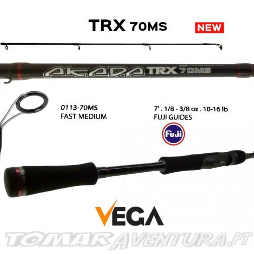 Cana Baitcasting Vega Akada TRX 70MS