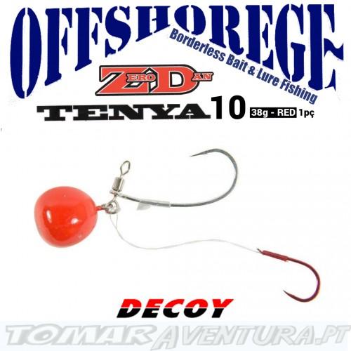 Decoy Zero-Dan Tenya EBI-ORA OS-1E Red