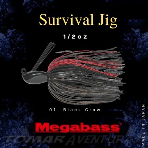 Megabass Survival Jig 1/2oz