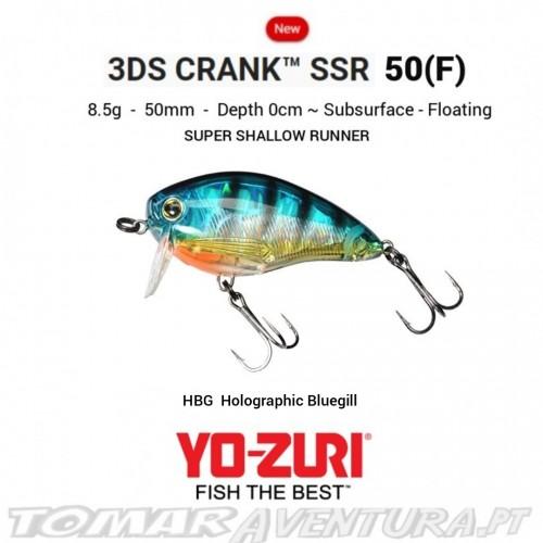 Yo-Zuri 3DS Crank SSR 50 (F)