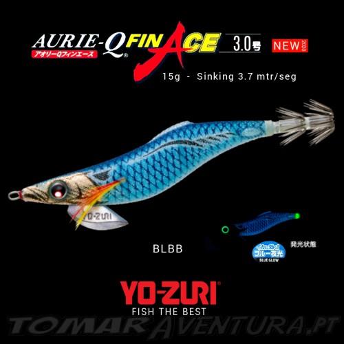 Yo-Zuri Aurie-Q Fin Ace 3.0