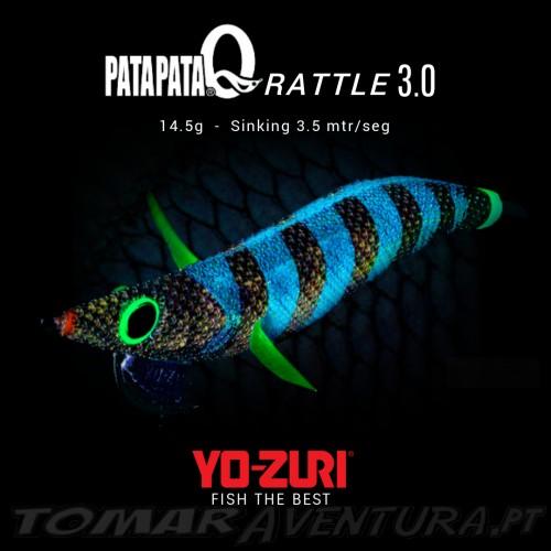 Yo-Zuri Patapata Q Rattle 3.0