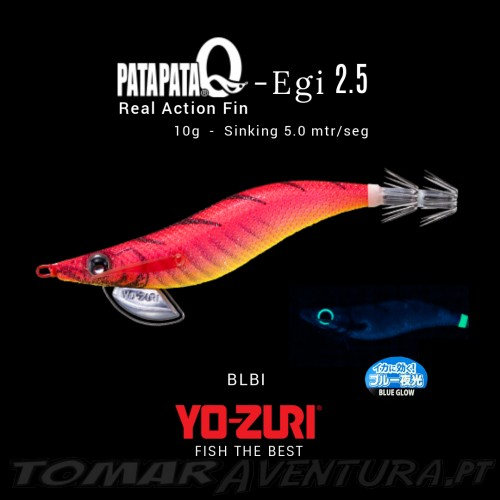 yo-Zuri Patapata Q Egi 2.5