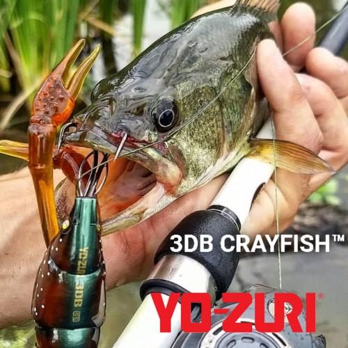 Amostra Yo-Zuri 3DB Crayfish PG