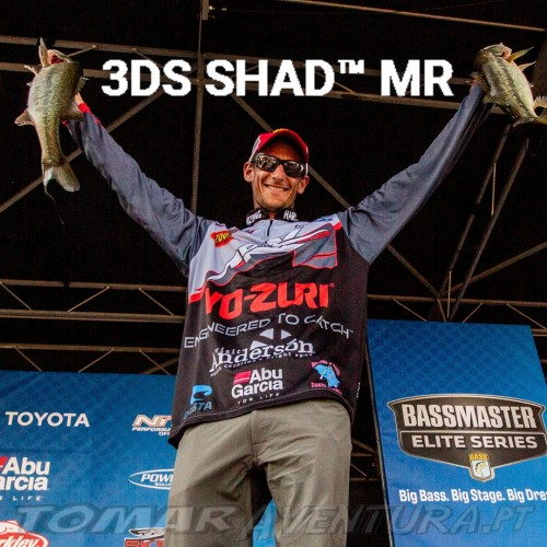 Yo-Zuri 3DS Shad MR 65 (SP)