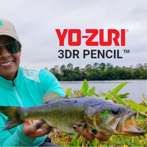 YO-ZURI 3DR™ PENCIL 100F