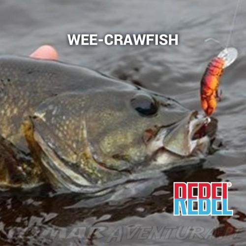 Crankbait Rebel Wee-Crawfish 1/5oz